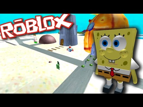 Roblox Spongebob Obby Become Spongebob Squarepants Roblox - pat and jen roblox youtube obby new