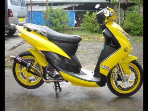 yamaha mio mx(sonic yellow) tayug,pangasinan by oweng(joey