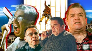 Fred Armisen and Patton Oswalt Battle for the Neighborhood | The New Yorker
