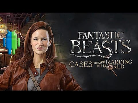 Фантастические твари: Дела (Fantastic Beasts: Cases) на Android/iOS GamePlay