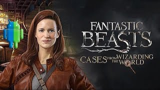 Фантастические твари: Дела (Fantastic Beasts: Cases) на Android/iOS GamePlay