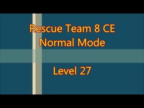 Rescue Team 8 Level 27  (3 Stars) |
