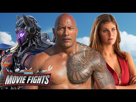 Worst Movie of Summer 2017?! - MOVIE FIGHTS!