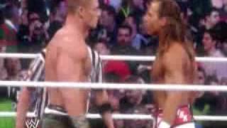 Summerslam 2008 John Cena vs Batista Build Up Promo