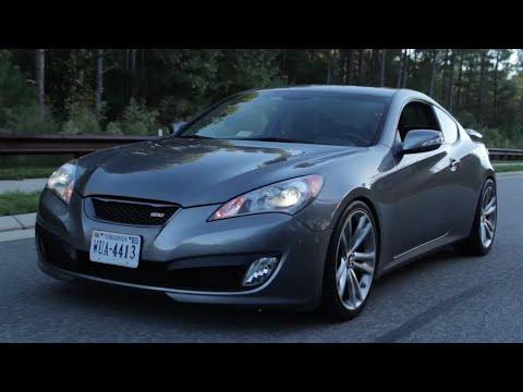 Hyundai Genesis Coupe Review