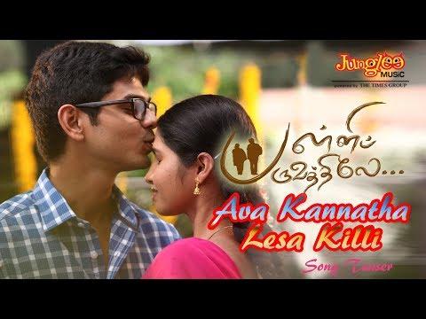 Ava Kannatha Lesa Killi | Pallipparuvathilae | Vijay Narayanan | Vasudev Baskar