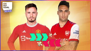Man United have found Pogba's replacement, Arsenal chasing Lautaro Martínez | Let's Talk Transfers