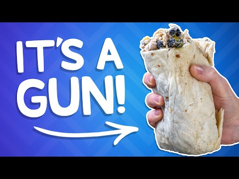 How to Make a Burrito Dangerous