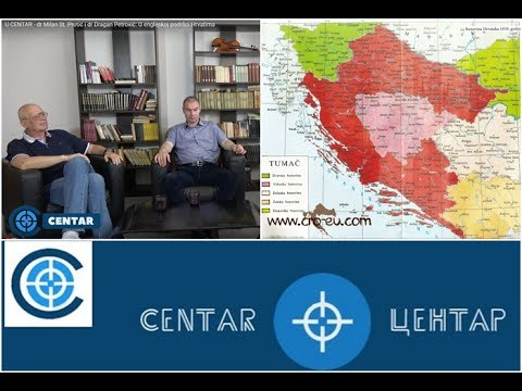 U CENTAR - dr Milan St. Protić i dr Dragan Petrović: O engleskoj podršci Hrvatima