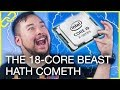 Core i9 7980XE + 7960XE reviews, Coffee Lake lineup, iOS 11 Battery Drain