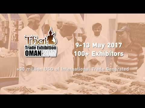 Thai Trade Exhibition UAE 2017