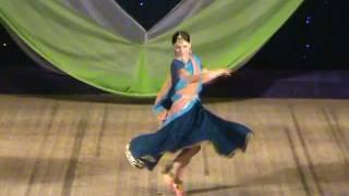 classical Bollywood dance - Nache Mayuri.MPG