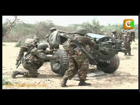 Over 100 Al Shabaab Militants Neutralised