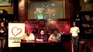 Lanzamiento Roupa Nova en Paraguay 3 Predio del frente del Jockey Club
