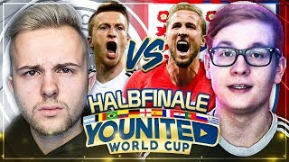 FIFA 18: YOUnited World Cup Halbfinale vs RealFIFA 🔥