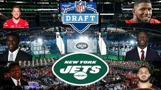 New York Jets NFL Draft Preview: Can the Jets trade up to the 2nd round? Draft Ed Oliver?