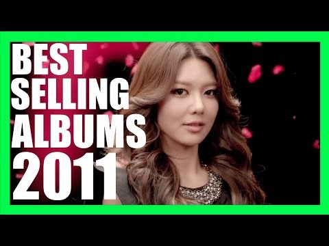 BEST SELLING ALBUMS OF 2011 (WITHIN THE YEAR)