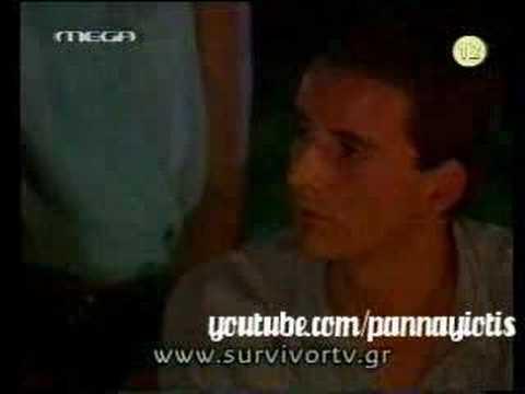mega channel - survivor - promo trailer 2003