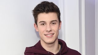 """Shawn Mendes REVEALS Struggle With Anxiety That Inspired """"In My Blood"""""""
