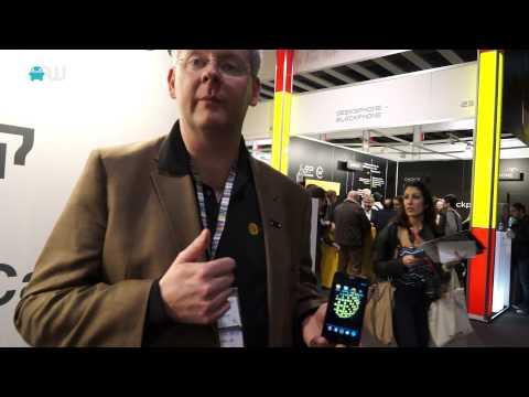 """GeeksPhone Blackphone: smartphone met """"maximale privacy"""""""