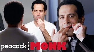 Mr. Monk's Morning Routine | Monk