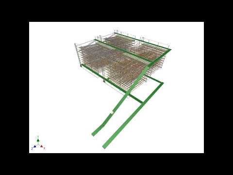 Robotic for Warehouse with Racks