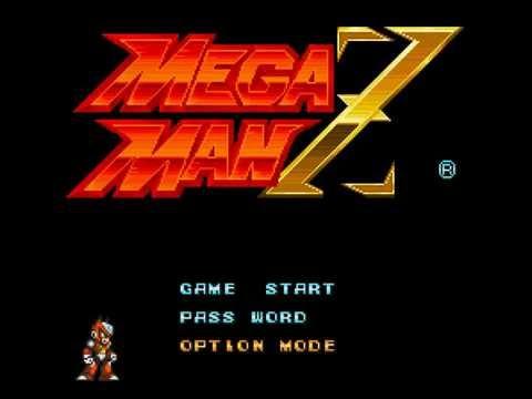 Mega Man Z (SNES)(ROM Hack) 100% Clear w/ Cutscenes! (HD60)