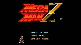 Repeat youtube video Mega Man Z (SNES)(ROM Hack) 100% Clear w/ Cutscenes! (HD60)