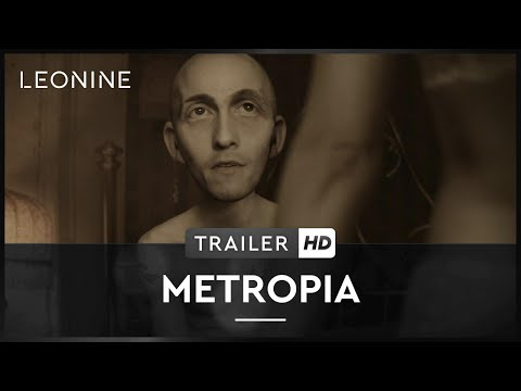 Metropia - Trailer (deutsch/german)