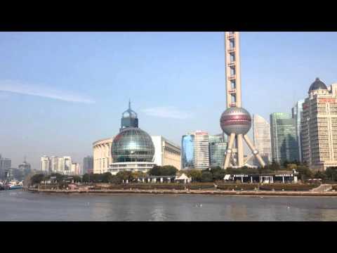 Shanghai, Huangpu River Cruise