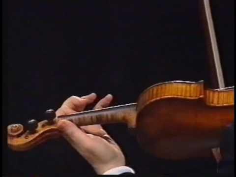 Boris Belkin, Strauss Violin Concerto part.2