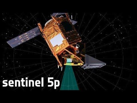 ESA's latest Earth observation satellite Sentinel-5P