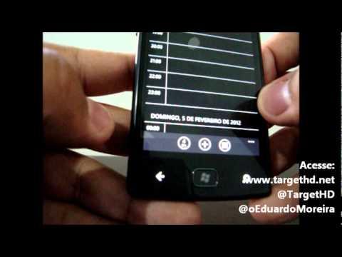 Review - Samsung Omnia W, com Windows Phone 7.5