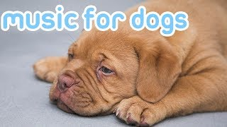 Calming Music to Relax My Dog! Music for Dogs to Listen to and Chill, Sleep!