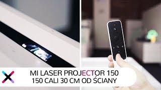 Xiaomi Mi Laser Projector 150'' – recenzja, test | Lepszy od ogromnych TV?