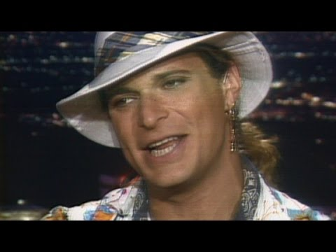 David Lee Roth without Van Halen (1986 CNN interview)