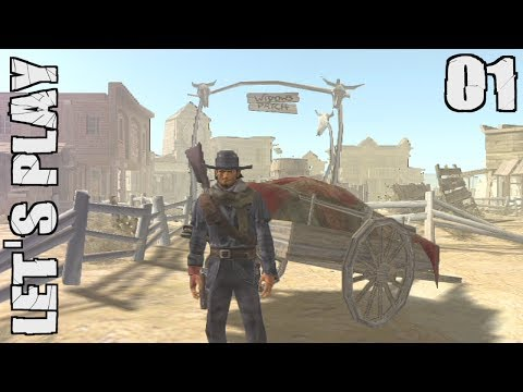 RED DEAD REVOLVER (FR) - 01 : RED HARLOW ! - LET'S PLAY | PS4 PRO