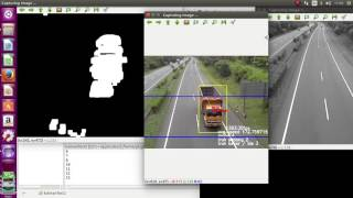 Rtsp Streaming Vehicle Counter And Classification - Belajar Opencv