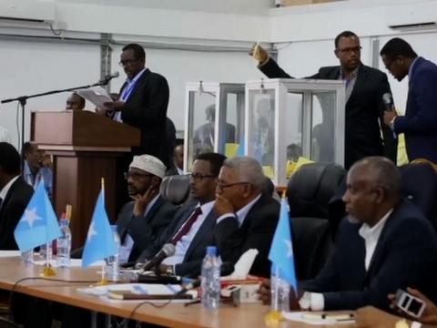 Voting Begins For New Somalia President