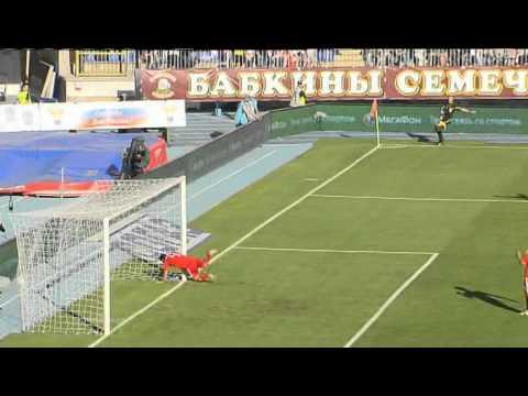 Russia - Armenia. Pizzelli (0-1)