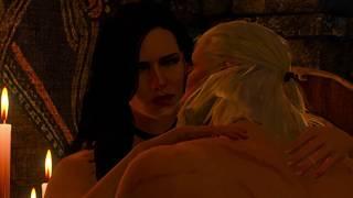 The Witcher 3: Wild Hunt EP #14 (para maior de 18 ) O Unicornio do fetiche