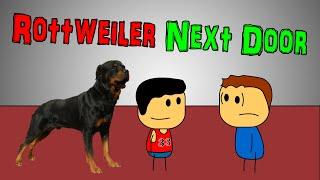 Brewstew - Rottweiler Next Door