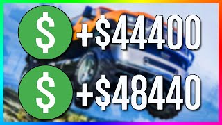 GTA Online Easy $200,000+ Per Day Money Method! - Best Rare Vehicle Farming Method (GTA 5)
