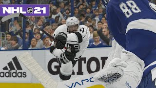 NHL 21 BE A PRO #33 *STANLEY CUP FINALS*