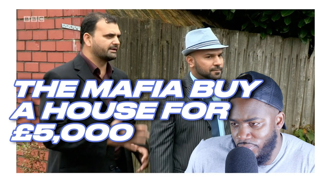 The Mafia Buy a House for £5000 | Homes Under The Hammer Time | Mo Gilligan