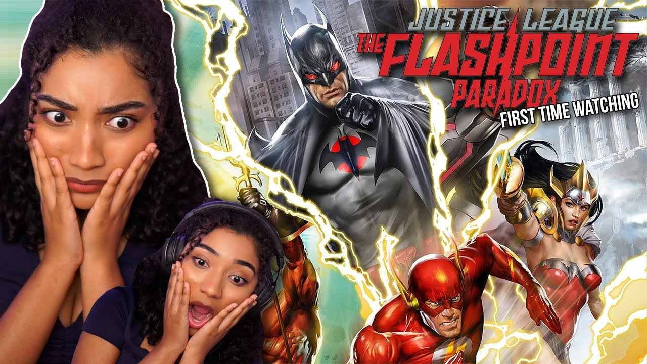 Download THIS MOVIE WAS WILD | First Time Watching Justice League: The Flashpoint Paradox