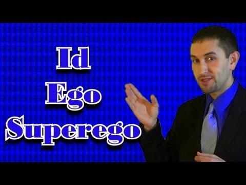 Sigmund Freud: Id, Ego, Superego- Psychodynamic- Psychoanalytic Personality Theory Explained!