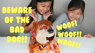 Скачать Family Fun Game BEWARE Of The Bad Barking Dog Game By TONOR