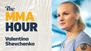 Valentina Shevchenko On Jessica Eye's Criticisms: 'She Doesn't Know What She's Talking About'