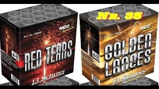 Profi Mix 2 Golden Lances von Nico -  Neuheit 2015 (Empfehlung)